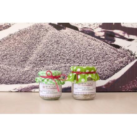 Bakaliko Organic 150 g Sea Salt with Thyme