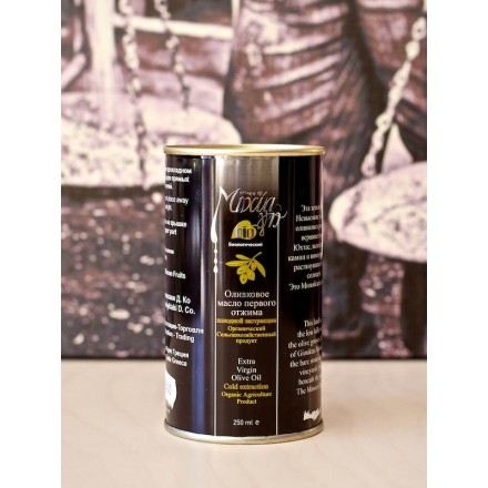 MINOAN GI 250 ml Organic Extra Virgin Olive Oil