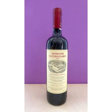 Paterianakis Organic 750 ml (Kotsifali, Mandilari)
