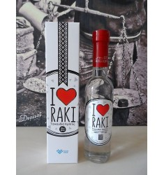 I LOVE RAKI 200 ml