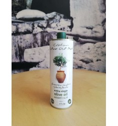Cretan Olive Oil Pot 500 ml Extra Virgin Olive Oil