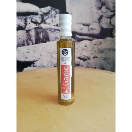 Delicious Crete 250 ml Garlic EVOO