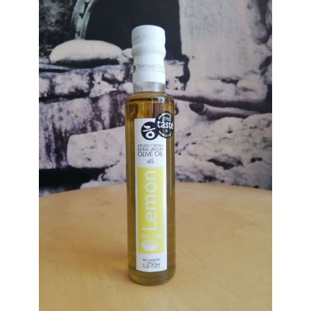 Delicious Crete 250 ml Lemon EVOO