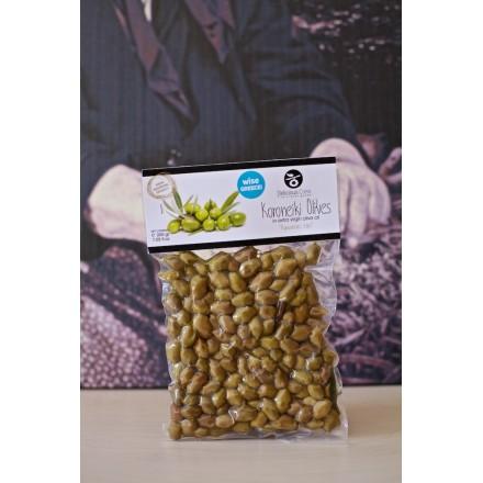 Delicious Crete 250 g Cretan Koroneiki Olives