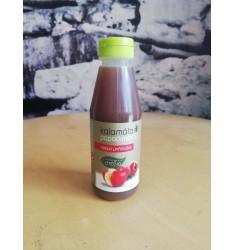 Kalamata Papadimitriou Apple Cider Vinegal Cream with sweetener from Stevia 250 ml
