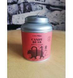 CRETEA Candy Bear Rooibos Tea with Caramel