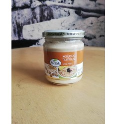 Royal Mediterranean Hummus
