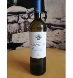 Domaine Paterianakis Melissokipos 750 ml (Assyrtiko) Organic