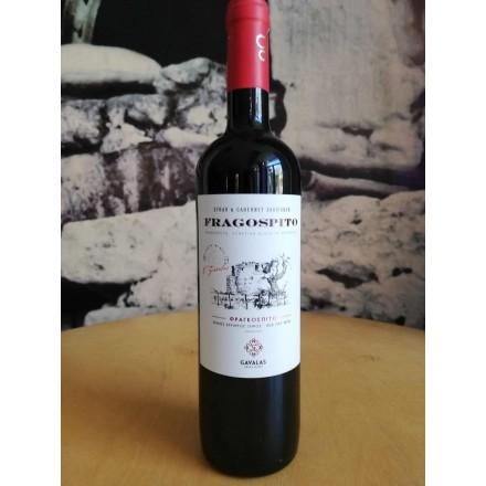 Gavalas Fragospito 750 ml (Syrah-Cabernet Sauvignon) organic