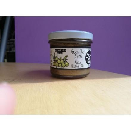 Delicious Crete Green Olive spread 100g