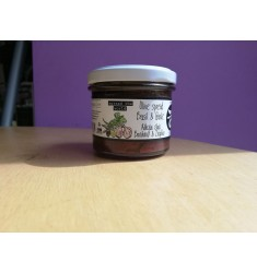 Delicious Crete Olive spread Basil & Garlic 100g