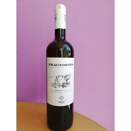 Gavalas Fragospito 750 ml (Moschato Spinas-Malvazia) organic