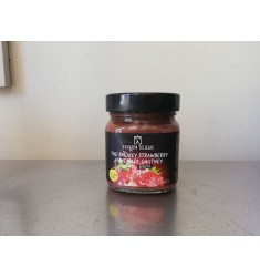 To Filema Tis Lelas The Smokey Strawberry Handmade Chutney (225 g)