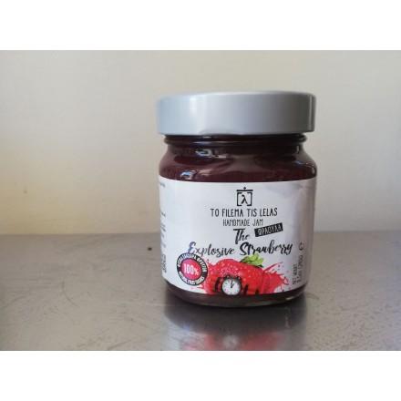 To Filema Tis Lelas The Explosive Strawberry (2140 g)